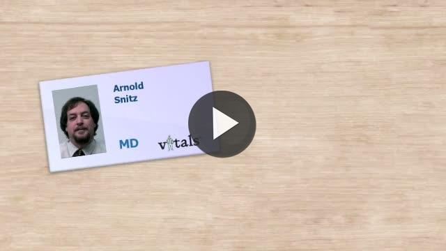 Video | Dr. Arnold Snitz, MD | Charlotte, NC | Pediatrician