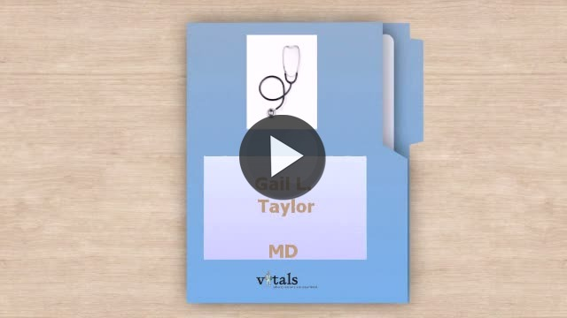 Dr Gail Taylor Video Profile Family Medicine In