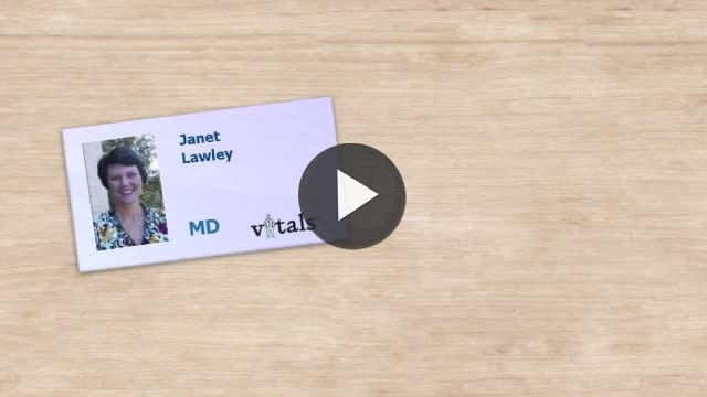 dr Janet Lawley Video Profile