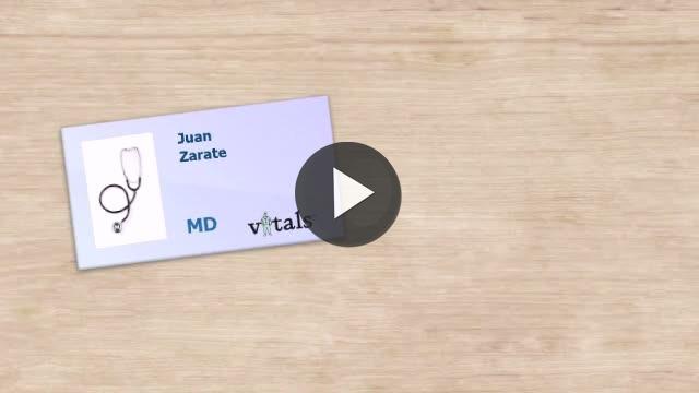 Dr Juan Zarate Video Profile Cardiovascular Disease In