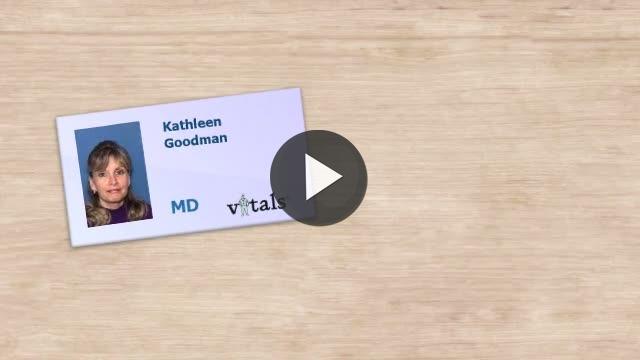 Dr. Kathleen Goodman V...