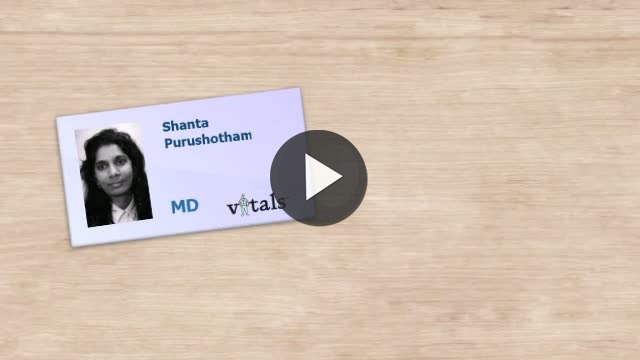 Dr Shanta Purushotham Video Profile General Practice In