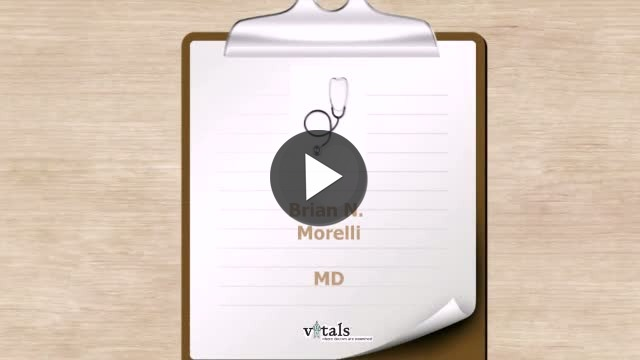 Dr  Brian N Morelli MD Reviews | Stony Brook, NY | Vitals com