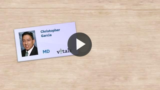 Dr Christopher G Garcia Md Reviews Zephyrhills Fl Vitals Com