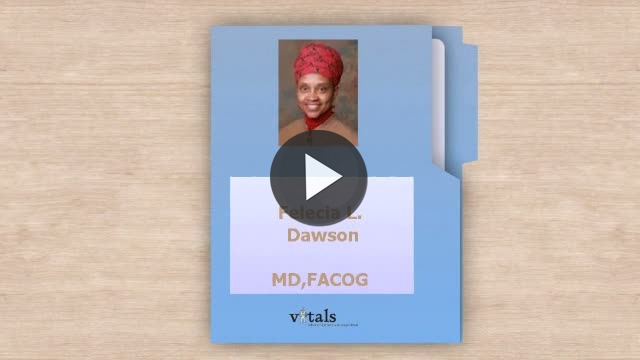 Dr  Felecia L Dawson