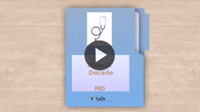 Dr  John D Decarlo