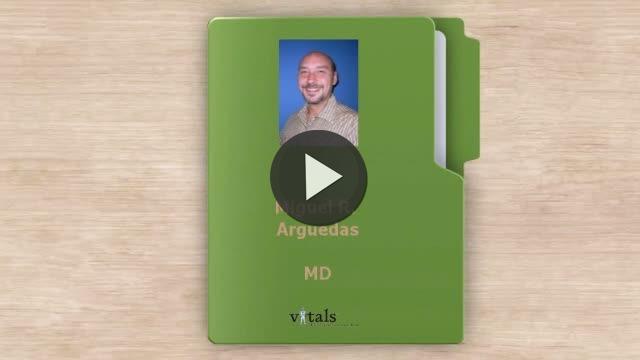 Dr  Miguel R Arguedas