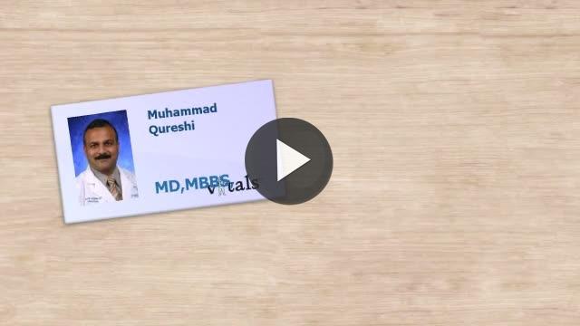Dr  Muhammad A Qureshi