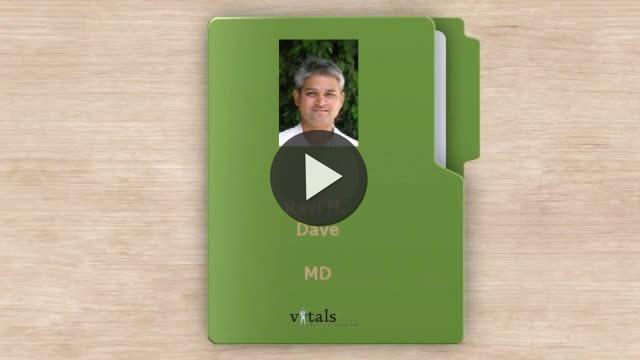Dr  Ravi H Dave